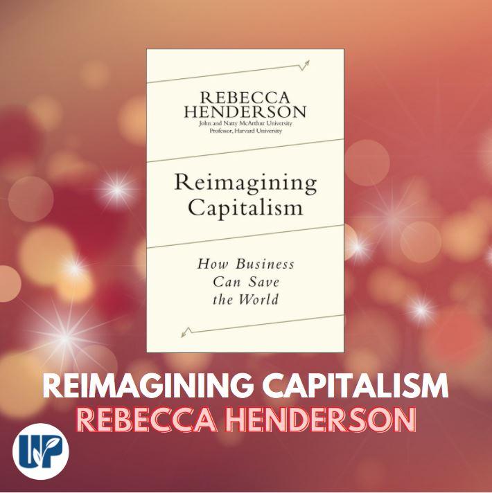 boek Reimagining Capitalism van Rebecca Henderson