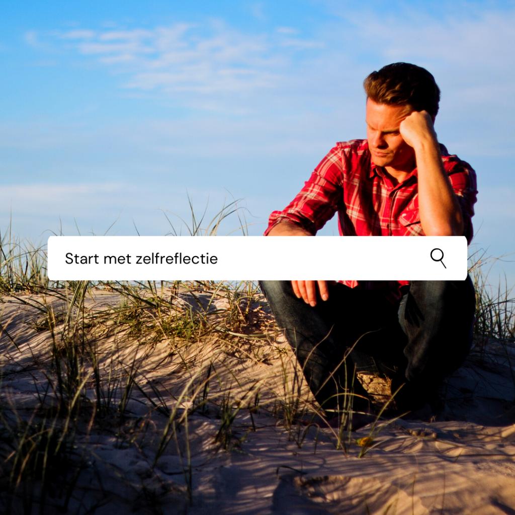 8 tips voor een succesvolle carrièreswitch - Start met zelfreflectie